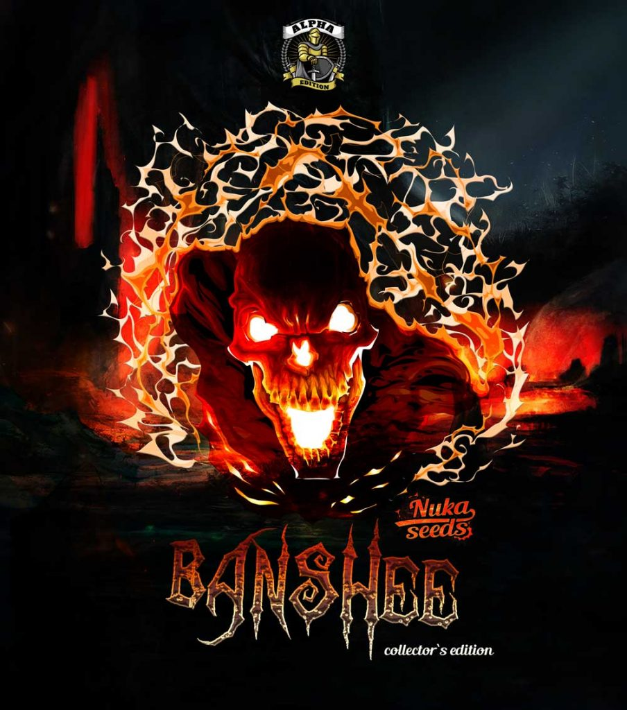 Banshee Cannabis seeds