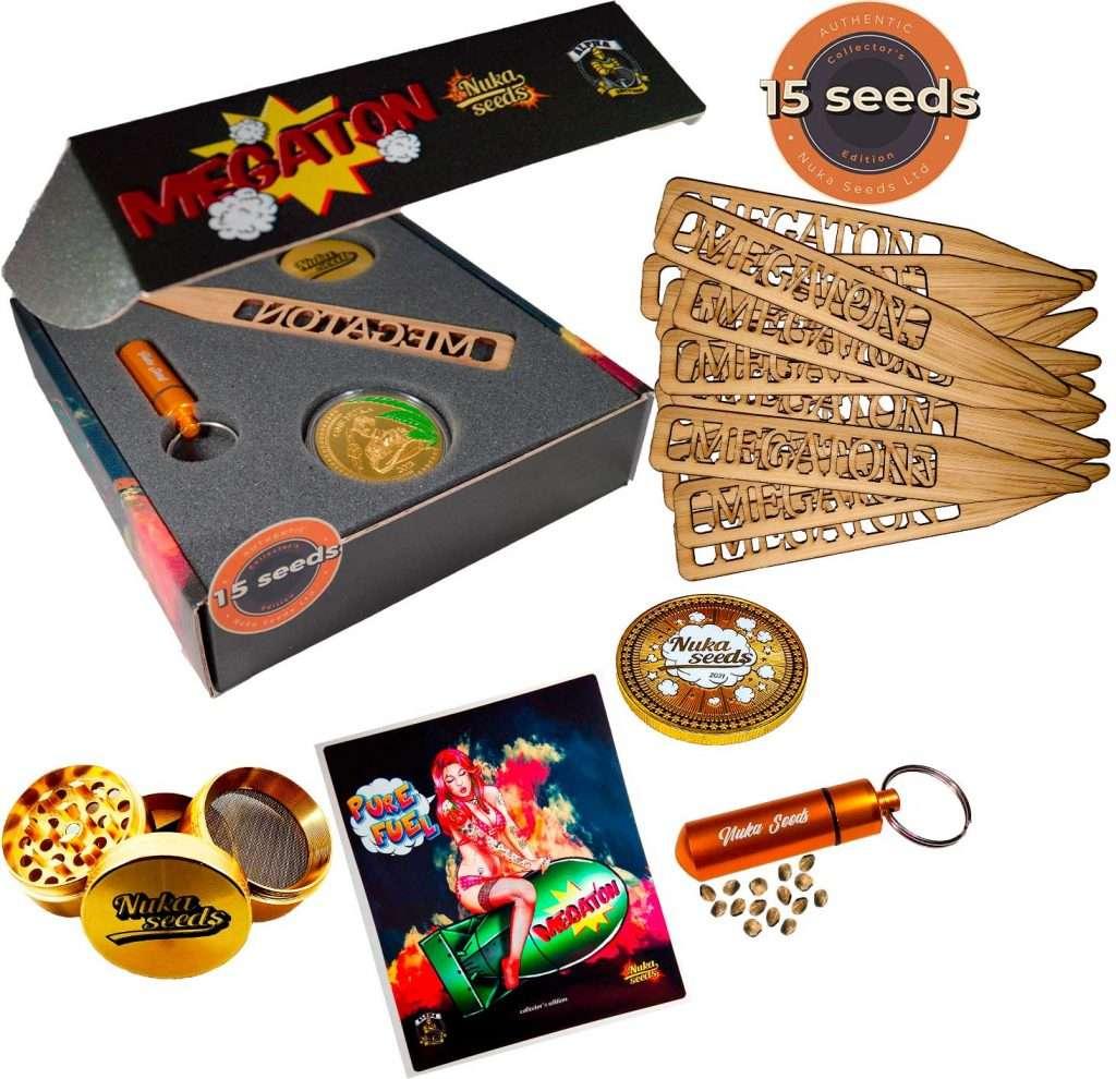 Cannabis seeds Megaton Nuka seeds