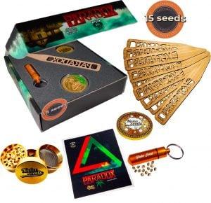 Cannabis seeds Paradox Nuka seeds