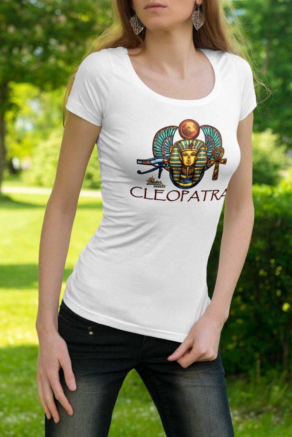 Cleopatra tshirt nuka seeds
