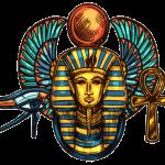 Cleopatra strain nukaseeds emblem