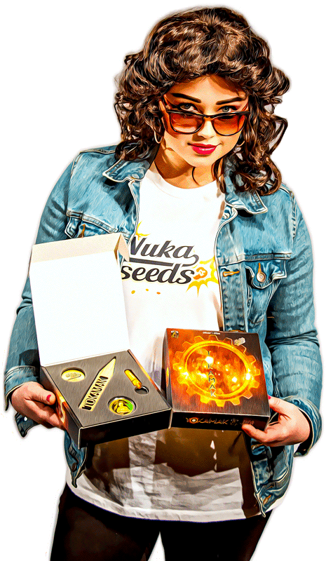 Tokamak cannabis seeds girl nuka seeds