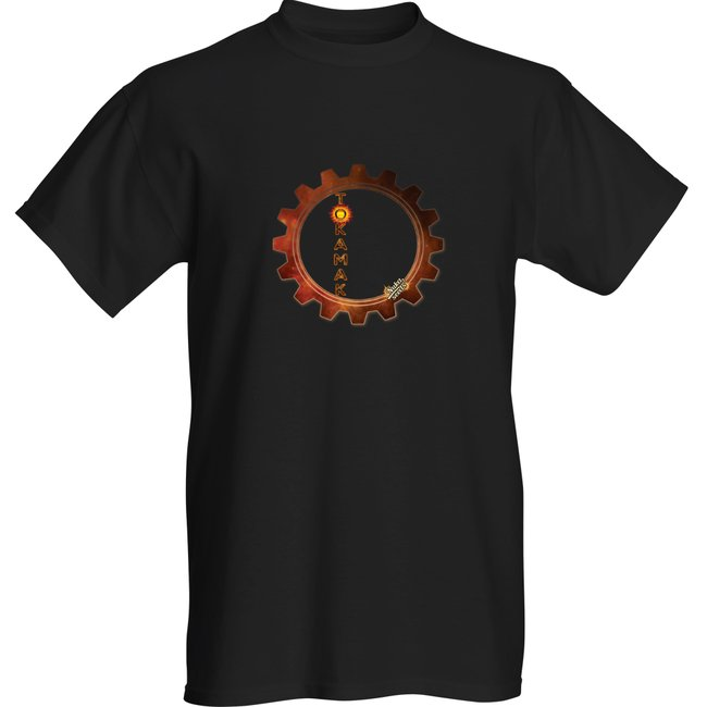 """Featured image for """"Tokamak T-shirt"""""""